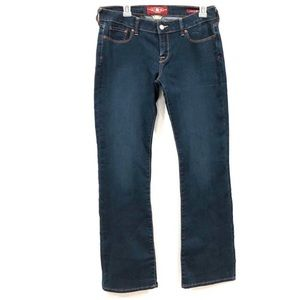 NWOT Lucky Brand Lola boot cut  jeans